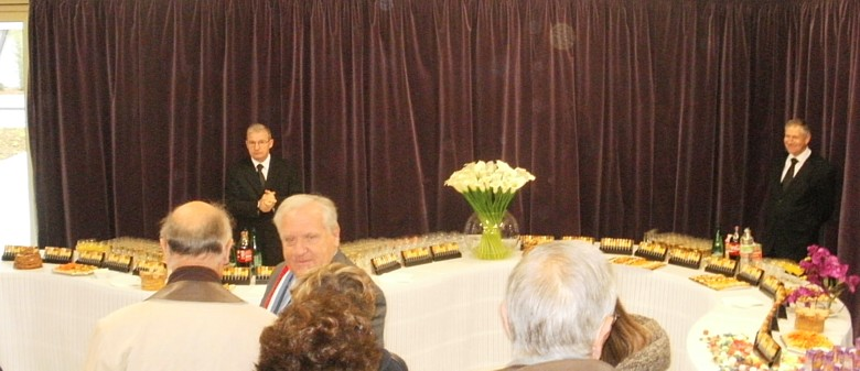 Exposition, Conférence et Inauguration au Pecq (78) en 2011 Nnpecq18