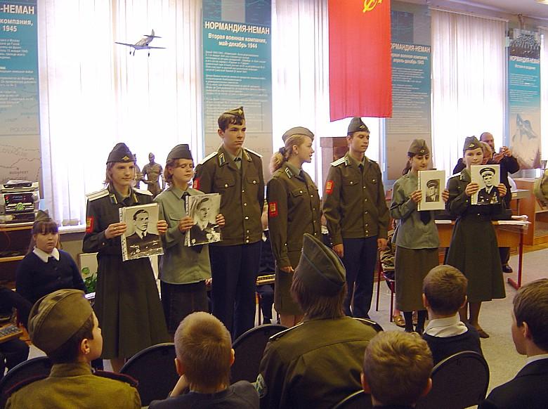 l'école 712 a remporté le premier prix ....... Photo012
