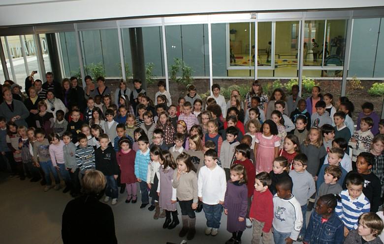 Exposition, Conférence et Inauguration au Pecq (78) en 2011 Photo510