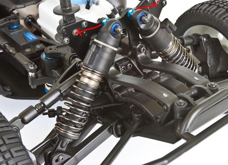 Modifier la suspension du Sc8 Still111