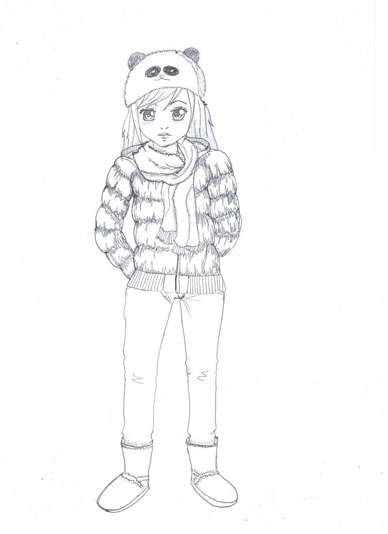 Dessin, dessin et ... dessin je pense ^^ [0lucy0] Bonnet10