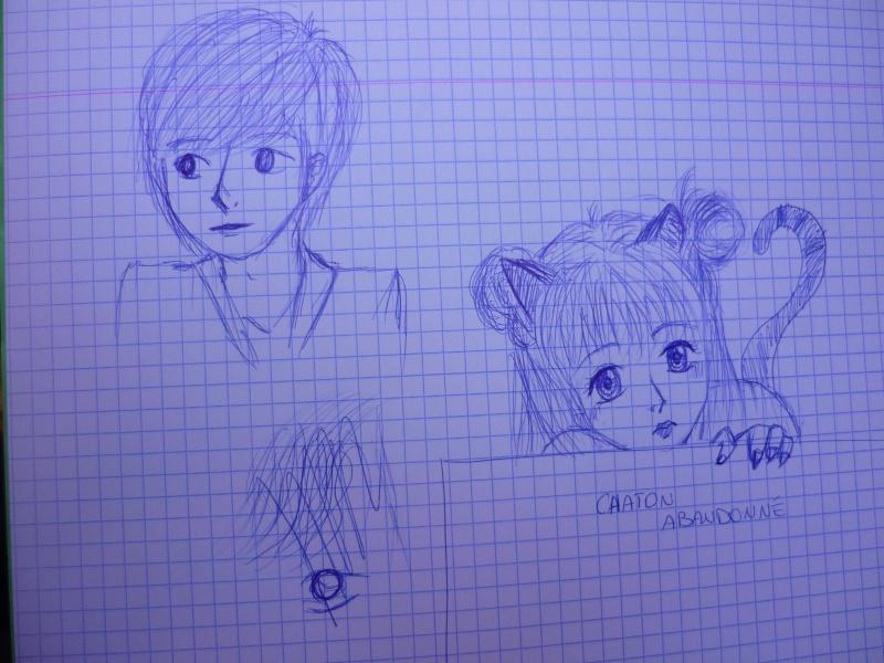 Dessin, dessin et ... dessin je pense ^^ [0lucy0] P1060510