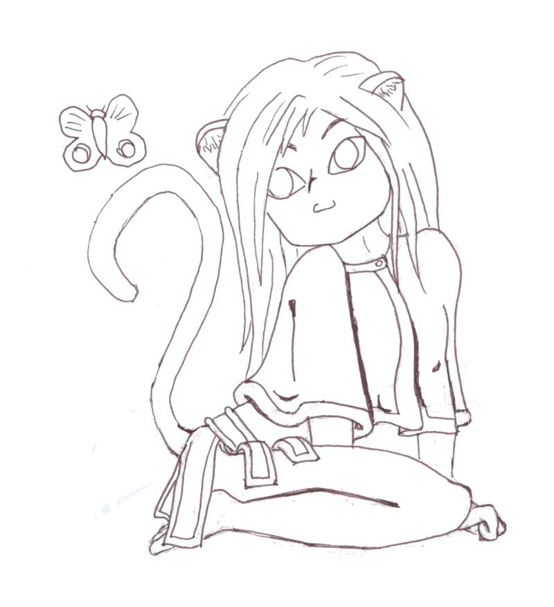 Dessin, dessin et ... dessin je pense ^^ [0lucy0] Tigre11
