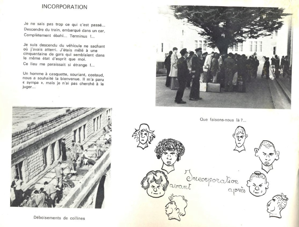[ École des Mousses ] École des mousses promotion 72/73 Livret10