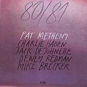 Pat Metheny And I love her 7003010