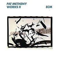 Pat Metheny And I love her A-110