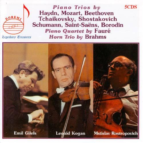Edizioni di classica su supporti vari (SACD, CD, Vinile, liquida ecc.) - Pagina 39 Gilels10