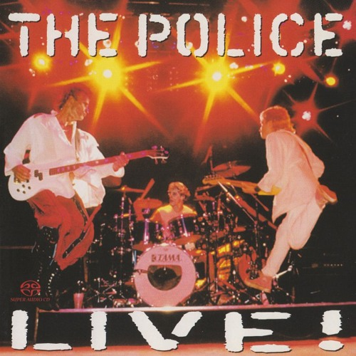 Sting and The Police Live_210