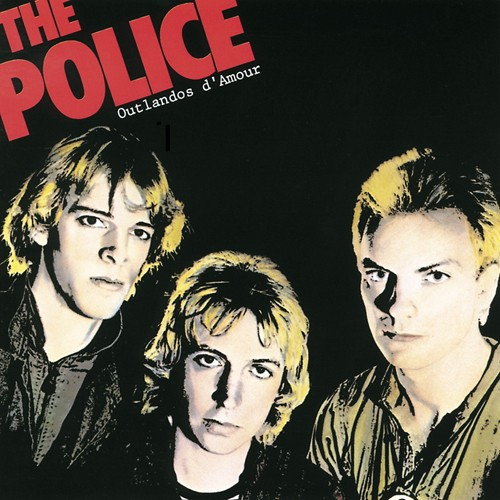 Sting and The Police Outlan10