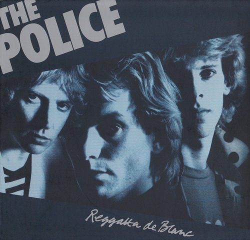Sting and The Police Reggat10
