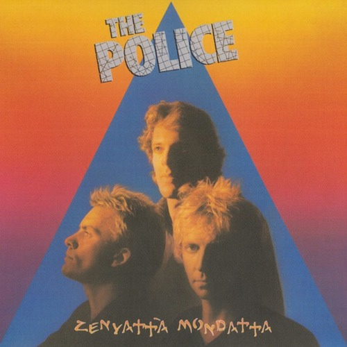 Sting and The Police Zenyat11