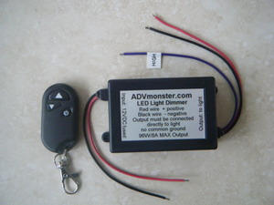 bouuuxlights leds + dimmer A6473610
