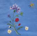 La broderie du bouquet - Page 8 Floral10