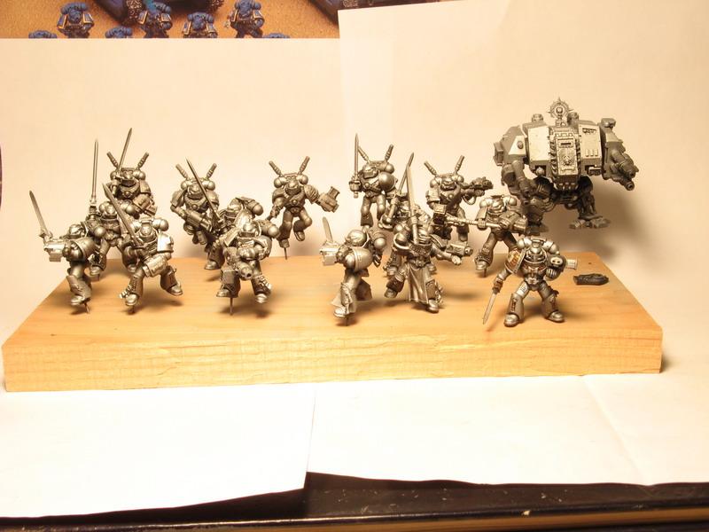 Grey Knights du Dude Greykn13