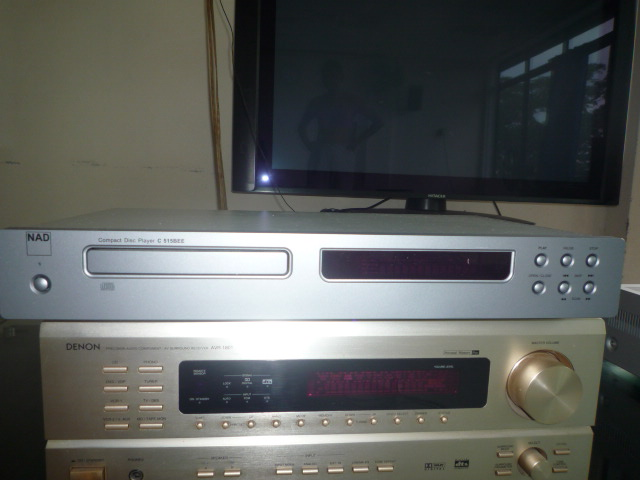 NAD 515 Bee CD Player (Used)SOLD P1030160