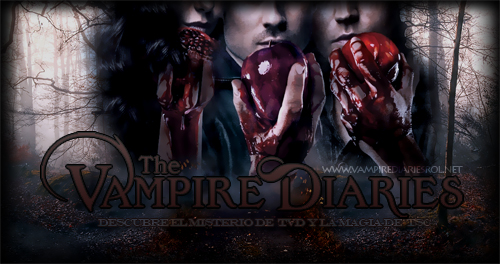 Vampire Diaries -AFILIACIÓN NORMAL- Banner10