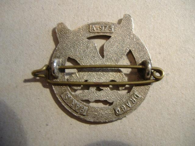 Estimation et datation insigne commando armée de l air  Lot_1824