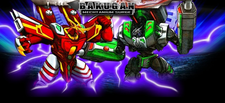 Bakugan Warrior