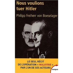 Nous voulions tuer Hitler 51xeed10