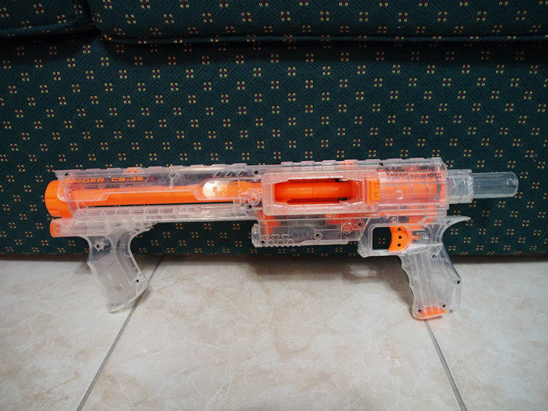 Nerf guns and parts for sale P7080211