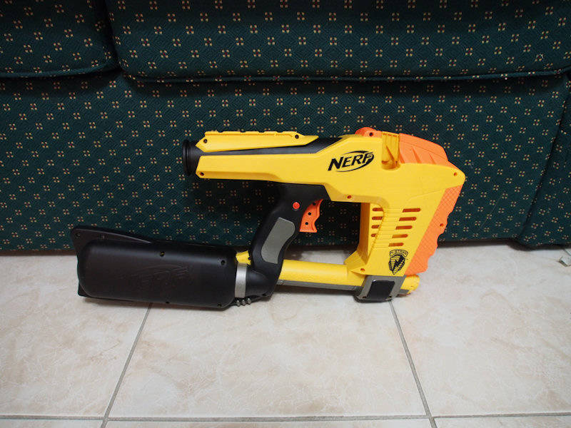 Nerf guns and parts for sale P7080213