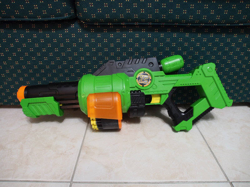 Nerf guns and parts for sale P7080311