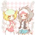 ShiroShipping (Ludvina/Hilda/White/Touko x Bianca/Bel) 11980410