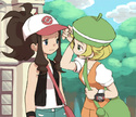 ShiroShipping (Ludvina/Hilda/White/Touko x Bianca/Bel) Tumblr17