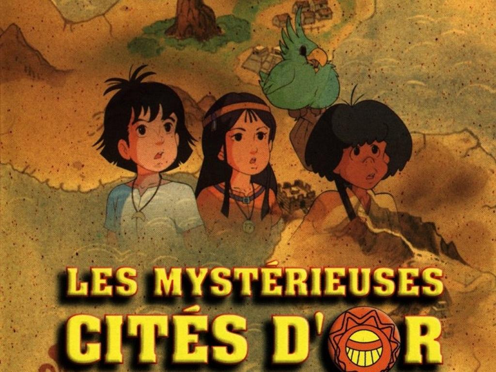 Les mystérieuses cités d'or Tjsrtg10