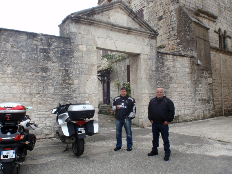 CR de la Sortie sur Cahors le 11 septembre 2011. P9110311
