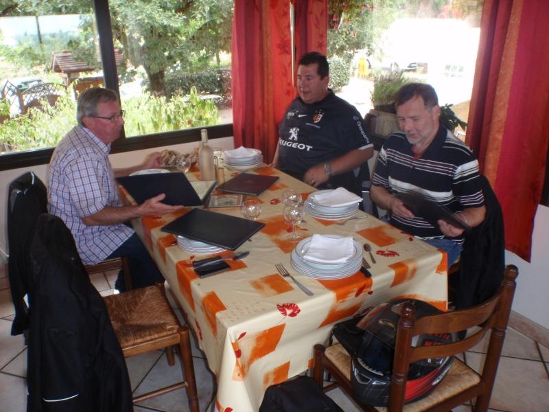 CR de la Sortie sur Cahors le 11 septembre 2011. P9110319