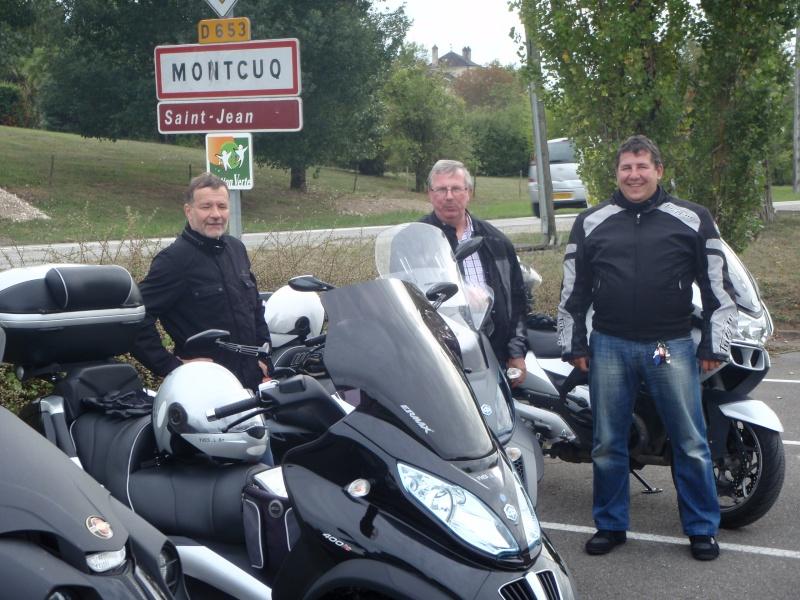 CR de la Sortie sur Cahors le 11 septembre 2011. P9110324
