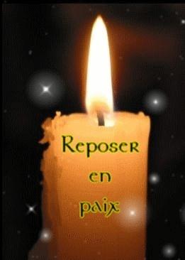 Prière pour les Âmes du Purgatoire à Notre Dame de Montligeon Bougie25