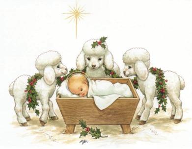 Neuvaine préparatoire à la fête de Noël Creche10