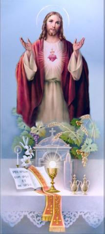 Prières pour les âmes du purgatoire Eucari13