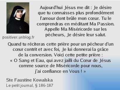 Bonne fête à Sainte Faustine! Jour de Miséricorde à tous! Fausti10
