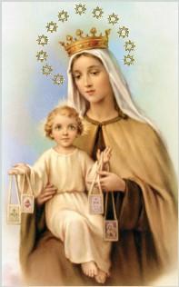 Notre Dame du Mont Carmel... priez pour nous ! Image12