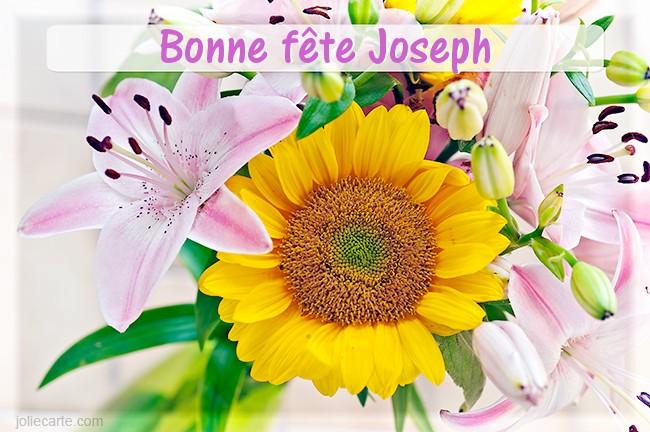 """Bonjour à tous Une Parole de vie  en ce 19 Mars  = """" voir avec le coeur """" Joseph17"""