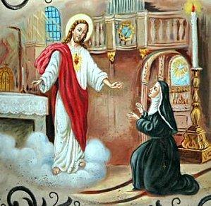 Sainte du jour :Sainte Marguerite-Marie Alacoque Le-sac10