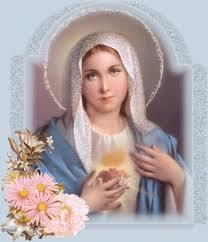 Prière pour les âmes du purgatoire en ce mois de Novembre - Page 3 Marie111