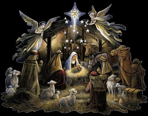 Neuvaine préparatoire à la fête de Noël Noel-c10