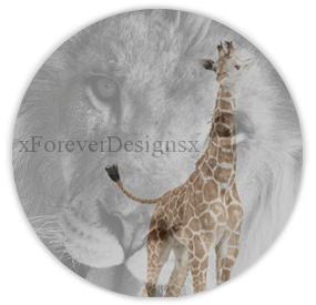 Button [xForeverDesignx] Lionbu11
