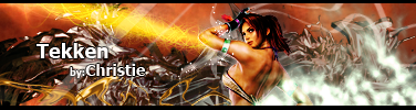 Brushes/Pinceles GoMedia- Set 1-18 Tekken10