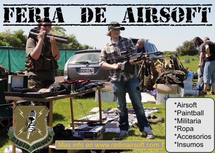 """1º FERIA DE AIRSOFT """"MIL-FEST"""" RADIO AIRSOFT 29/07/2012  Feria10"""