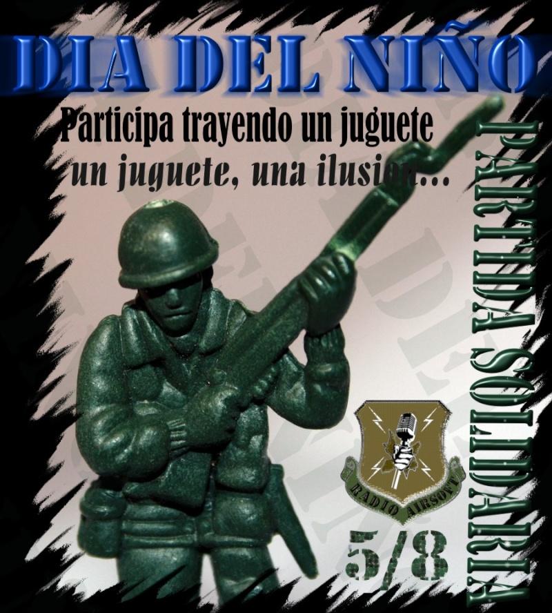 Partida Solidaria del DIA DEL NIÑO 5/7/2012 Soldad12
