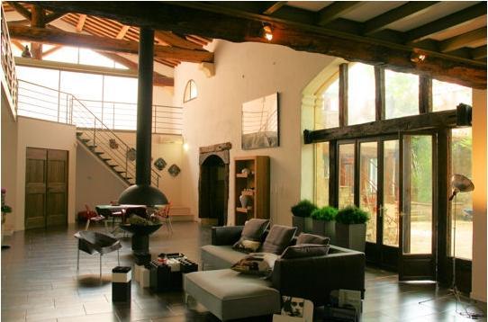 *Tessychou* [Pièce à vivre = 33m²] Style loft industriel. Avis Page 5 ? Dans_u10