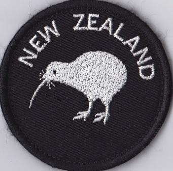 NZDF Velcro badges 2009 - Present. Kiwi11