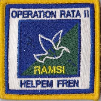 NZDF Velcro badges 2009 - Present. Ramsi11