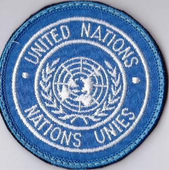 NZDF Velcro badges 2009 - Present. Un11