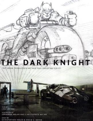 Batman - The Art of the Dark Knight Kgrhqm10